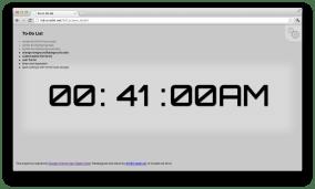 12 hour w/o date