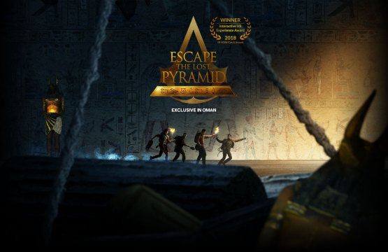 Xcape Escape from the lost pyramid