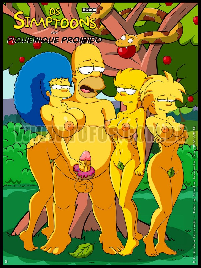 The Simpsons Forbidden Picnic