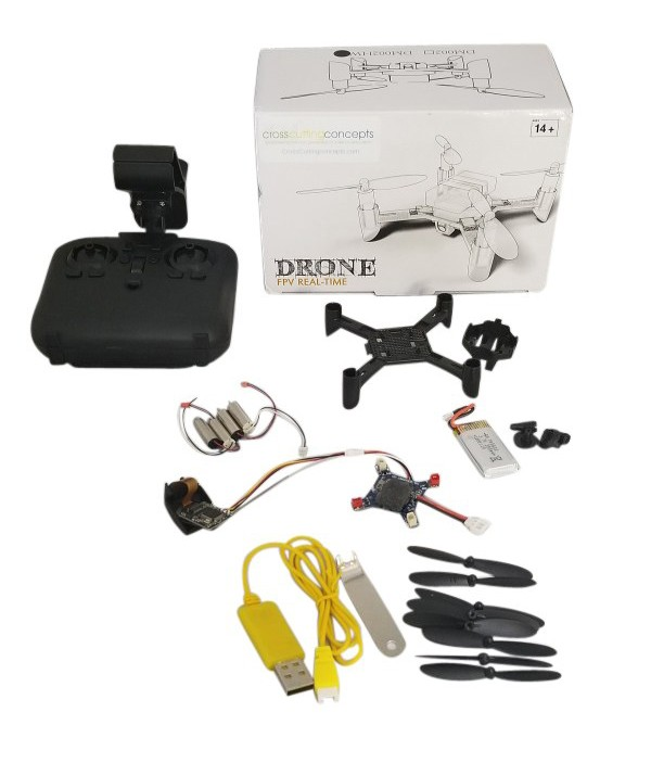 Aeronautics: Drone Obstacle Challenge