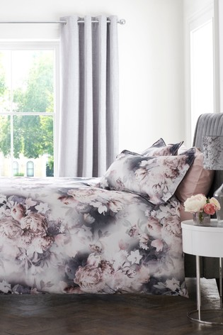 Buy Lipsy Ava Floral Duvet Cover And Pillowcase Set From