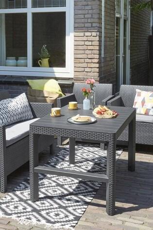 outdoor patio furniture orlando Buy Allibert Orlando Lounge Set from the Next UK online shop