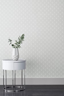 Grey Wallpaper   Grey Wallpaper Designs   Next Official Site Paste The Wall Deco Facet Wallpaper