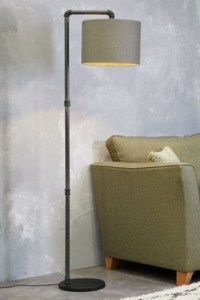 Floor Lamps   Tripod   LED Floor Lights   Next Official Site Pipe Floor Lamp