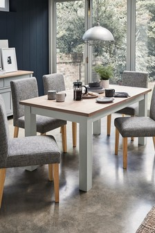 Grey Dining Tables Grey Round Amp Rectangle Dining Tables