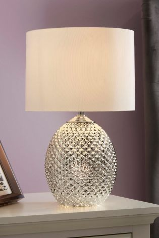 Buy Small Glamour Table Lamp From The Next Uk Online Shop