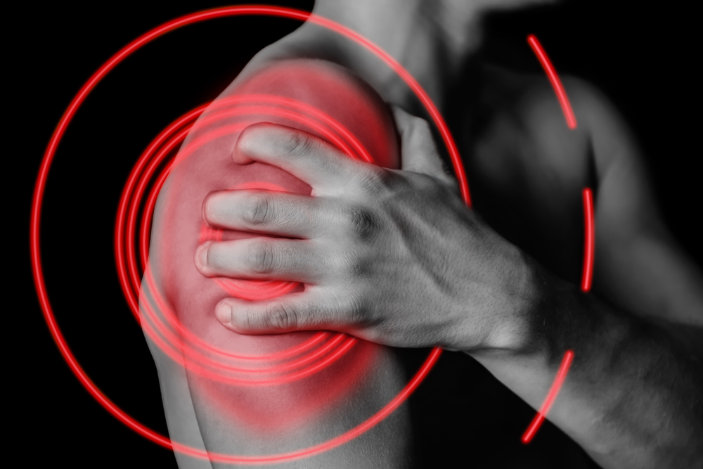 shoulder pain frozen shoulder Xcell Medical Elyria