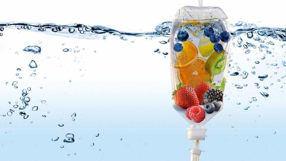 IV vitamin therapy Xcell Medical Group Elyria