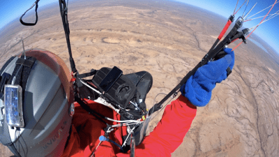 XC Expedition skywalk Paragliders