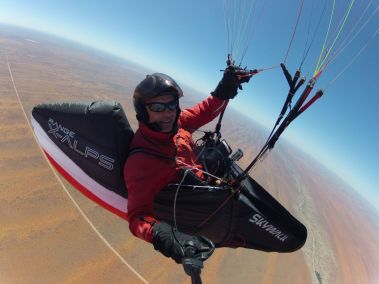 XC Expedition skywalk Paragliders Markus