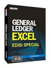 software program komputer aplikasi general ledger excel special