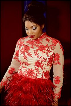 Glamorous Feyisola Adeyemi
