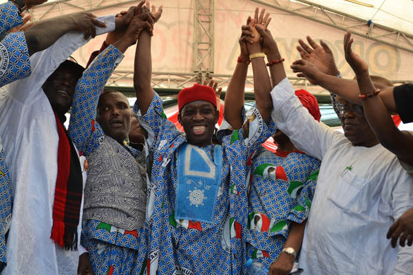 Senator Ifeanyi Okowa: Missing in Action yet again