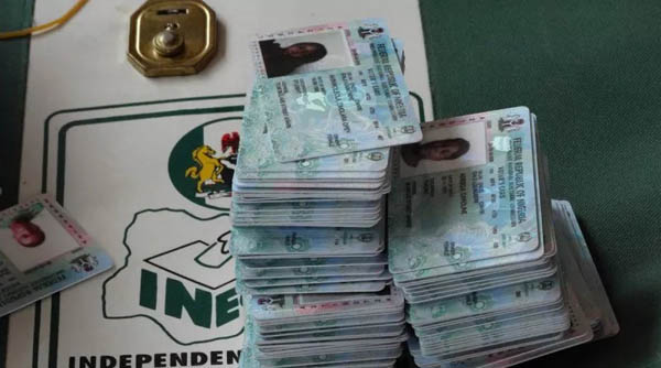 XCLUSIVE - Elections 2015:  Panic as Card Readers Malfunction