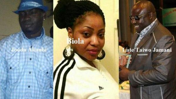 BASEBALL BAT MURDER: Jooda Akanbi, Biola and Taiwo Jamani