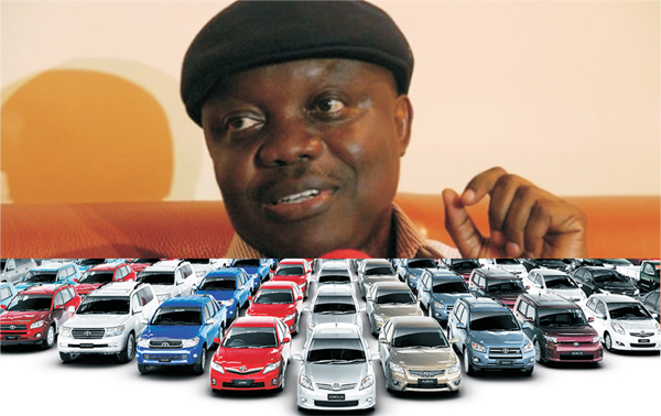 CLOSING DOWN SALES: Uduaghan on Half Price Give-Away of Govt Cars