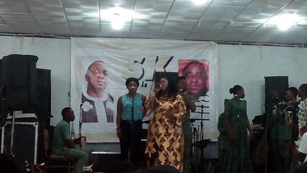 Seye Kehinde's 50th Birthday Bash - 30 Artistes Serenaded!