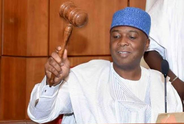 Saraki's N4billion Mansion in London