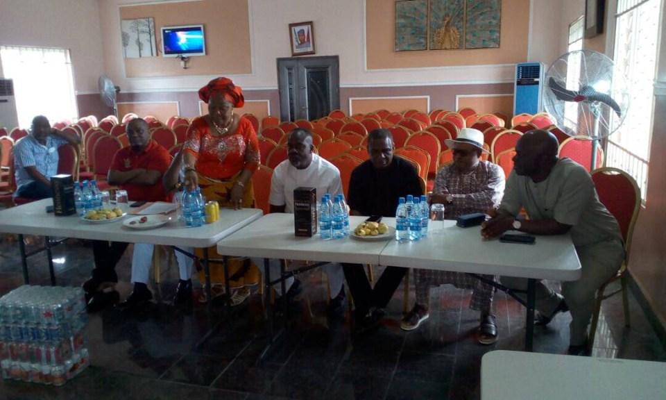 Nwaoboshi's Greek Gift to Rev. Sisters, Agenda 2019