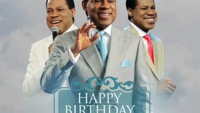 Photo of MUSIC: Joe Praize – Happy Birthday Pastor Chris! | @JoePraize
