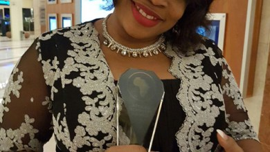 Photo of Sinach Recieves African Achievers Award for 'Global Excellence' | @Sinach