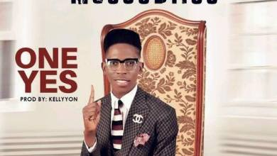 Photo of AUDIO: Moses Bliss – One Yes | @itz_Mosesbliss