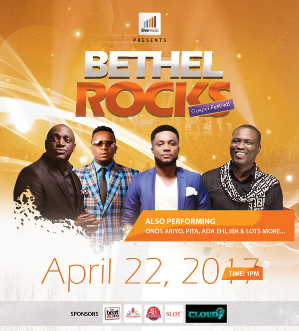 The Bethel Rocks Gospel Festival 2017 | @5iveMusicGroup