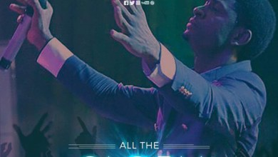 Photo of AUDIO: Steve Crown – All The Glory   @SteveCrownmusic