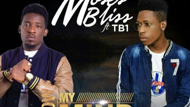 Photo of AUDIO: Moses Bliss – Blow My Mind (ft TB1) | @itz_Mosesbliss