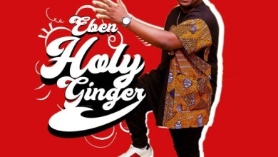 Photo of AUDIO: Eben – Holy Ginger | @eben_rocks
