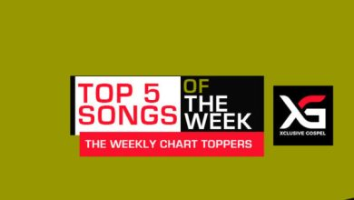 Photo of XGTop5 Songs Of The Week | WK4, April 2019