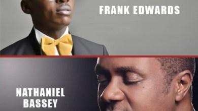 Photo of Frank Edwards and Nathaniel Bassey [MEGACHARTS]