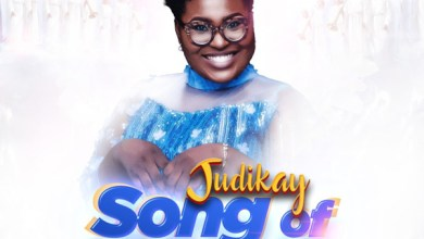 Photo of Judikay – Song Of Angels | @officialjudijay