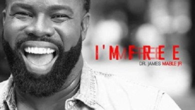 """Photo of Dr. James Mable – """"I'm Free"""""""