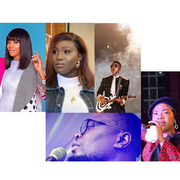 top 5 gospel albums 2020