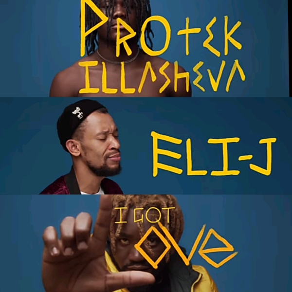 Protek Illasheva - I Gat Love