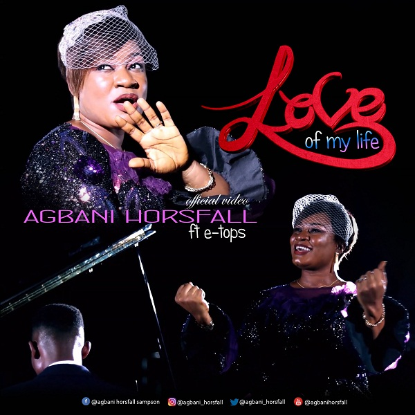 Agbani Horsfall - Love Of My Life