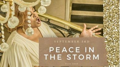 Photo of 'Peace In The Storm', Sinach Unveils Single In Prep For Concert | Download mp3