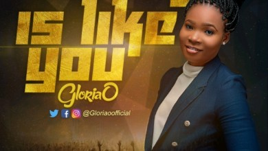 "Photo of Gloria Onyinyechi out with song ""Nobody Is Like You"""