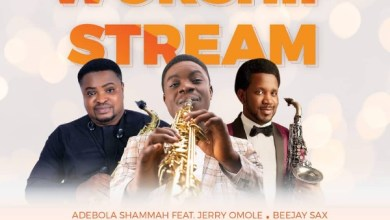 Photo of Adebola Shammah – Worship stream  (ft) Beejay Sax and Jerry Omole | @adebolashammah