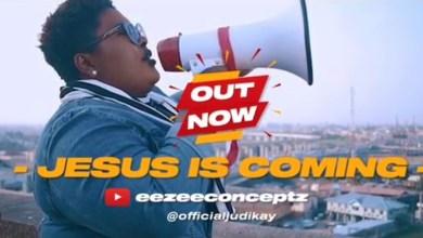 Photo of Download : Judikay – Jesus Is Coming | mp3, video