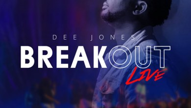 "Photo of Worship Leader, Dee Jones Releases LIVE Recorded Album, ""Break Out"""