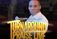 Photo of FemiFunmi Speechless – Turn-Around Praise | @speechlessglobal