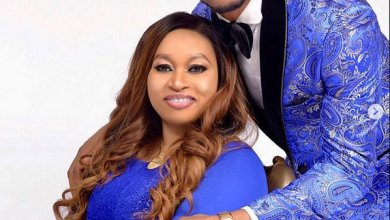 Photo of Joepraize and Family Celebrates Aririval of Second Child