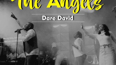 Photo of Dare David – We Join The Angels