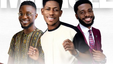 Photo of Moses Bliss teams up with Festize and Chizie in 'Miracle'