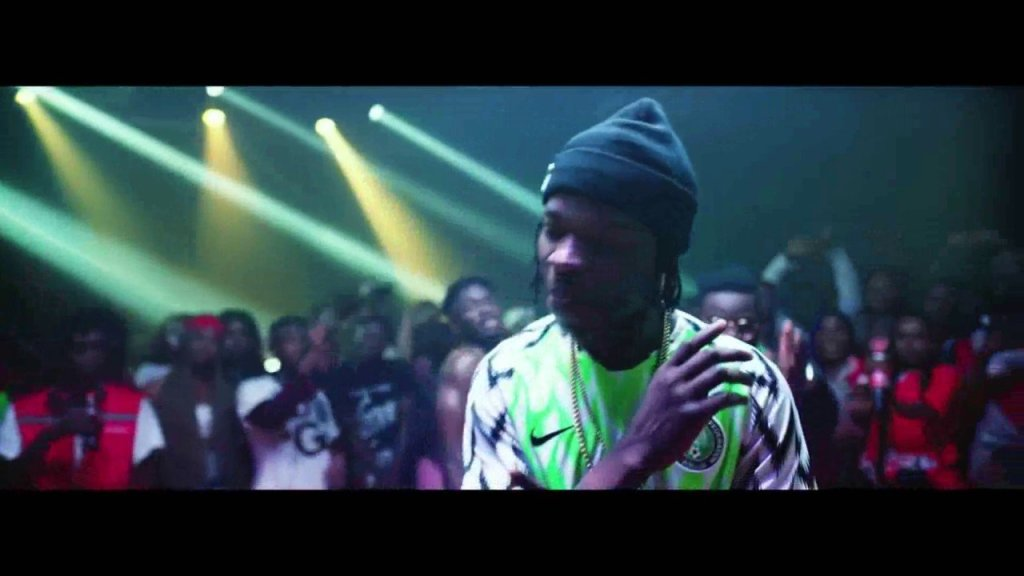 Naira Marley Naija Issa Goal Remix Video