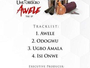 Flavour ft Umu Obiligbo Awele The EP Tracklist 1