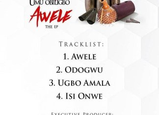 Flavour-ft-Umu-Obiligbo-Awele-The-EP-Tracklist album