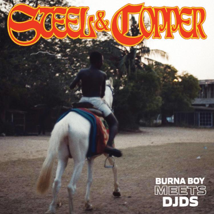 Burna Boy & DJDS Steel & Copper EP Album